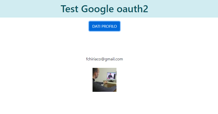 Oauth test